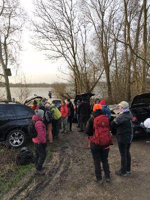 Deltag i guidede vandreture ved Sønderborg