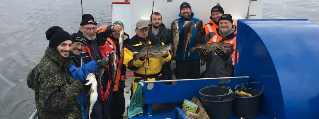 Havfiskeri i Sønderborg på Als