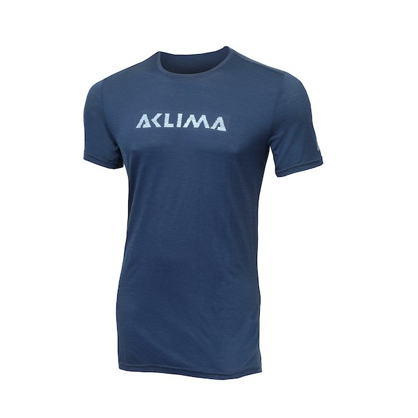 Aclima Lightwool logo t-shirt M