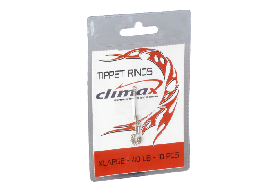 Climax Tippet Ringe Tippet Ringe Xsmall15 lb